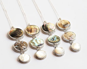 Boho Mother of Pearl