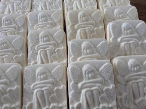 Oatmeal Lavender Fairy Soap - Wholesale Soap - Wholesale Lavender Soap - Vegan Soap