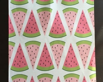 Watermelon Kitchen / Dish / Tea Towel
