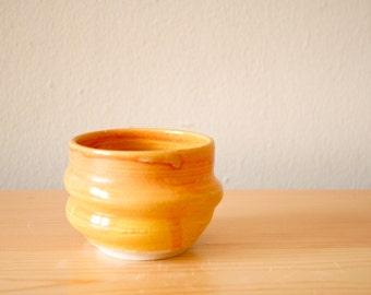Sunshine Yellow Coffee Cup