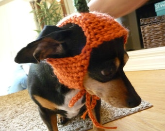 Pumpkin Dog Hat Dog Costume for Dog Outfit Dog Clothes Pet Hat Pet Costume Pet Outfit Pet Clothes I Love Dogs Hat for my Dog Halloween Cute