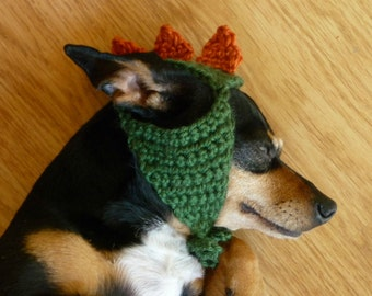 Dinosaur Dog Hat Dino Dog Costume Pet Clothes Dog Outfit Gift for Dog Lover Halloween Pets Dog Cap Hat for Dog Costume for Dogs Knit Dog Hat