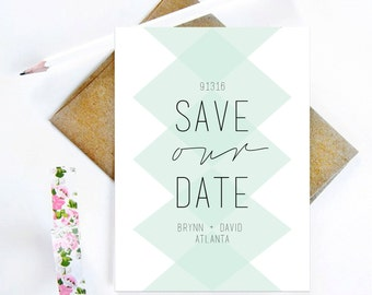 Printable Save Our Date