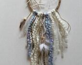 SANDY - Beach Dream Catcher ,House Decor, Native American Dreamcatcher, Starfish