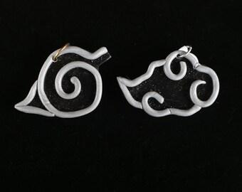 Naruto Leaf/Cloud Village Pendant