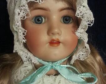 Gorgeous antique Simon Halbig Heinrich Handwerck doll bisque head