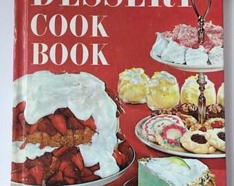 Better Homes and Gardens Dessert Cook Book-1967