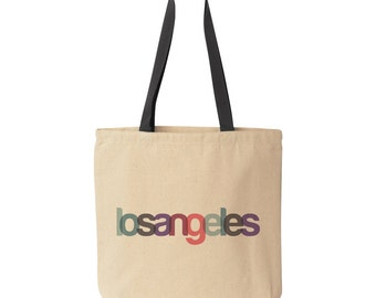 Bulk listing: Los Angeles tote bags