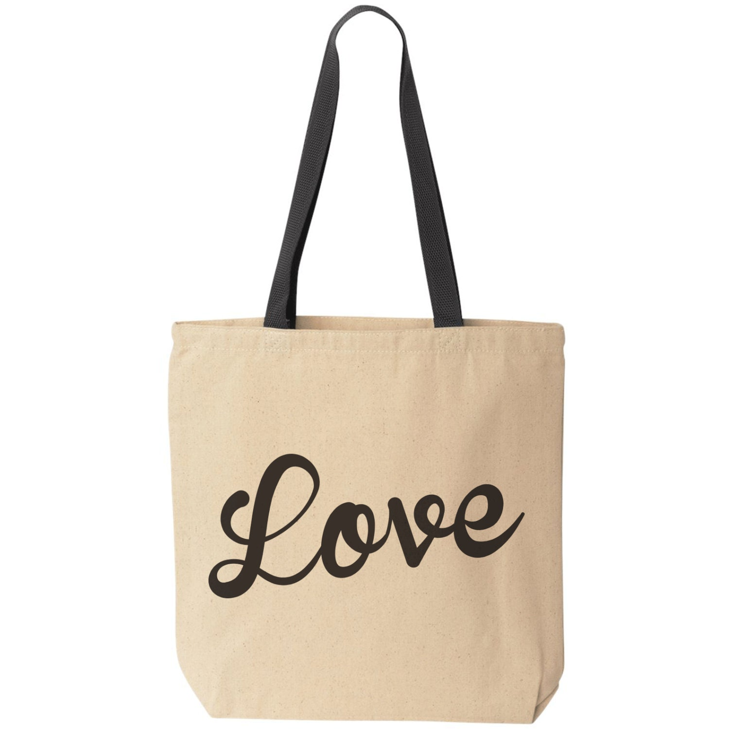 love tote bag valentine tote bag cute canvas tote best