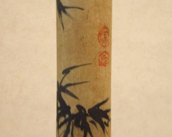 Wind chimes (bamboo pattern)