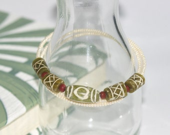 "Wrap Bracelet ""Ethnic"""