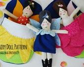 Fairy Doll Pattern