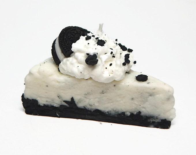 Oreo Ice Cream Pie Candle