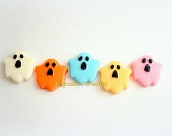 Halloween Cookies Halloween Chocolate Halloween Oreos Ghost Oreos Ghost Cookies Ghouls Cookies Boo Halloween Decor Favors Trick or Treat
