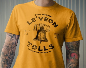 For Whom Le'Veon Tolls Tee