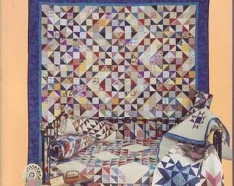 ScrapMania:  More Quick-Pieced Scrap Quilts softcover book