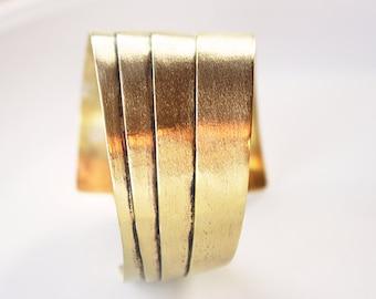 chanky brass cuff bracelet,Homer's The Iliad - Trojan War- Ancient Greek bracelet ,asymmetrical cuff barcelet,300,achilleas