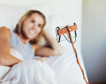 iPhone and Android Smartphone Holder for the Bedside - NOW 40% OFF!