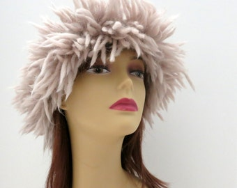 Russian Fur Hat Pattern PDF 250 Alexandria, Beanie, Tam, Cloche, Fur Trimmed, High Fashion