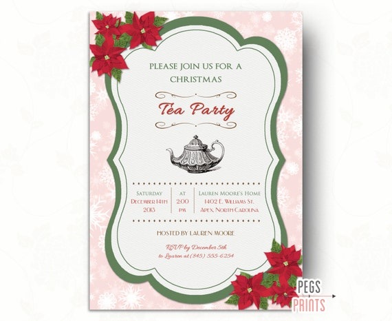 il_570xN.832075742_l6f1 christmas tea party invitation printable holiday tea party,Christmas Tea Party Invitations