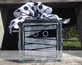 Halloween Vinyl Decals For Glass Blocks Custom Vinyl Decals - Halloween vinyl decals for glass blocks