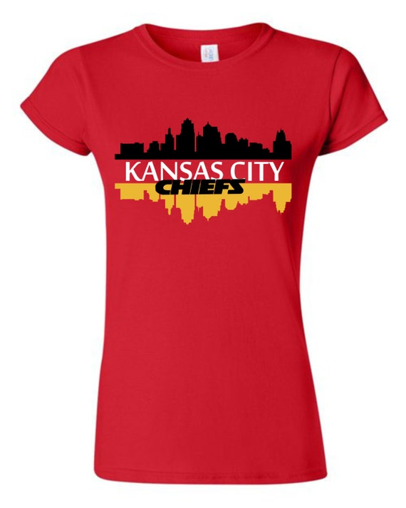2xl up kansas city chiefs women 39 s t shirt by block451 on etsy