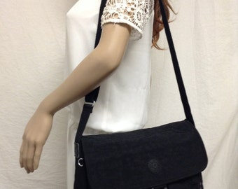 Kipling, Black,Kipling purse,bags purses, Shoulder Bag,FREE SHIPPING