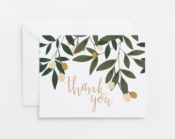 Thank You Cards | Etsy