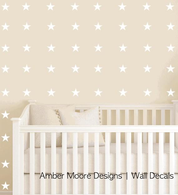 star wall decals confetti star decals nursery vinyl star decal