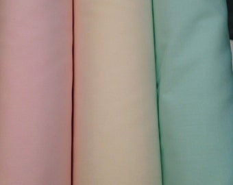 One yard Imperial Broadcloth