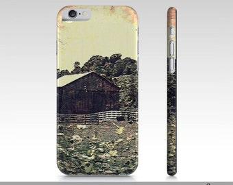 Vintage Barn iPhone Case, Vintage Barn Art iPhone 6 Case, iPhone 6 Cover, Vintage Style Phone Case, iPhone 6 Accessories