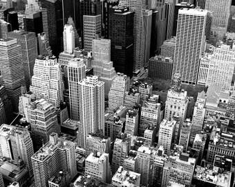 New York City Mountains, NYC Photography, Urban Art, City Photography, Street Photography