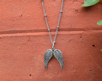 Daryl's Winged Necklace