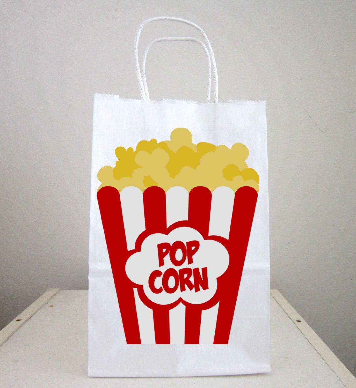 goody bags popcorn goody bags popcorn favor