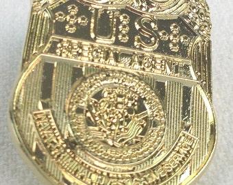 NCIS Badge Shield Pin
