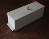 6 lb Six Pound Regular Alternate Wide or Tall Height Hand Crafted Wooden Loaf Soap Mold with Sliding Bottom - Customize