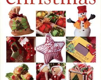 Family Circle Big Book of Christmas published by Leisure Arts | Craft Book