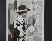 Vintage 1946-1950 Roy Rogers and Dale Evans Studio Photo