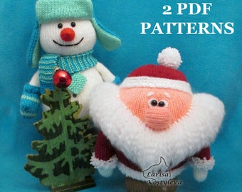 Christmas bundle, pdf patterns