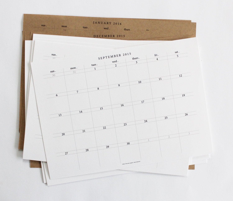 plain calendar plain calendar Idealvistalistco