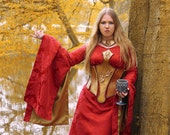 Signed Cosplay print of 'Cersei Lannister' cosplay by PretzlCosplay A4 size