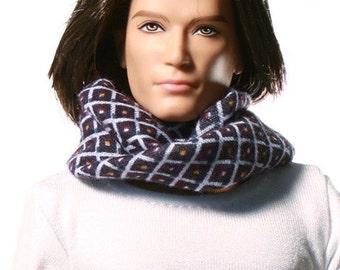 Ken clothes (scarf): Delthy