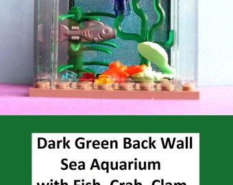 Miniature aquarium | Etsy