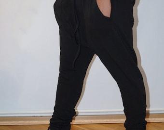 Men Harem Pants/Casual Streetwear Pants/Pants/Harem Pants/Yoga Urban Pants/FItness Pants/Sport Pants/Cotton Pants/F1263