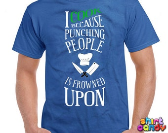 Funny TShirt Chef Shirt Cooking T-Shirt Chef Gift Butter