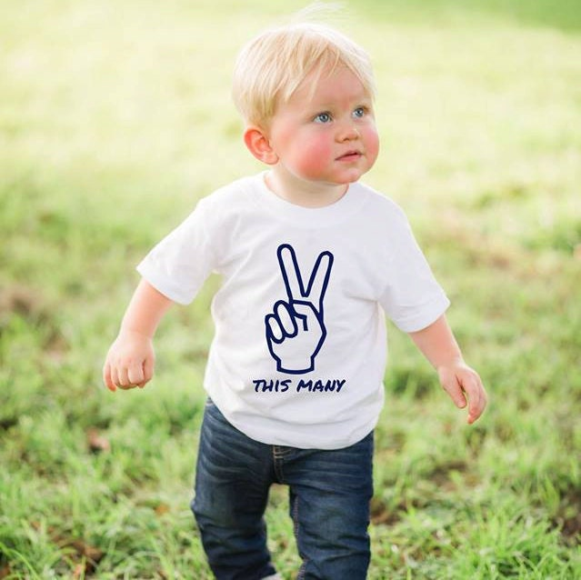 LAST CHANCE SALE Two Year Old Birthday Baby Boy Shirts Trendy Clothes For Boys Funny Kids