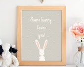 Some Bunny Loves You.Nurs...