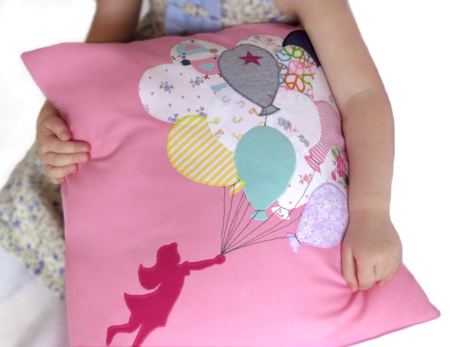 Baby Clothes Keepsake Pillow Memory Pillow By MemoryThreadCo