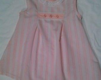 Sweet Pea peach dress size 2