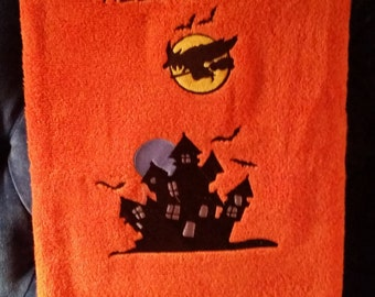halloween bath towel - Halloween Bath Towels